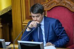 Разумков сказал, владеет ли его семья сетью ломбардов