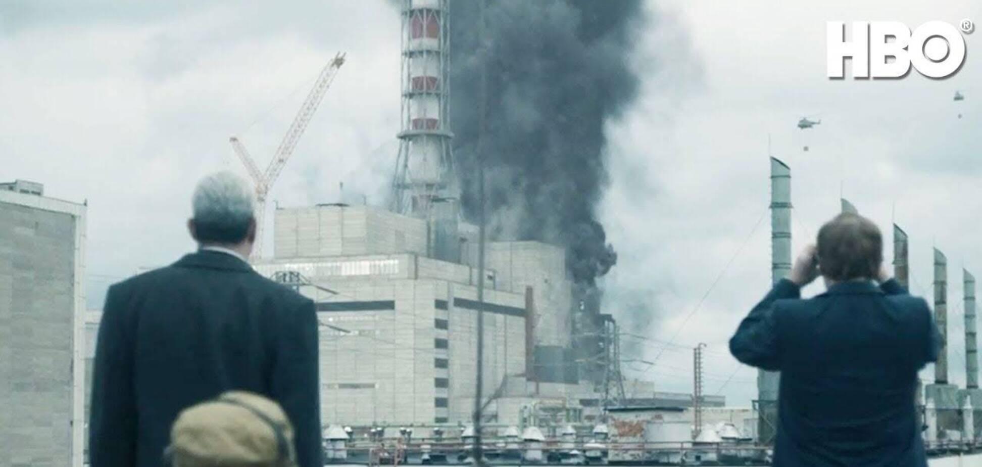 Серіал Чорнобиль виграв 7 нагород BAFTA