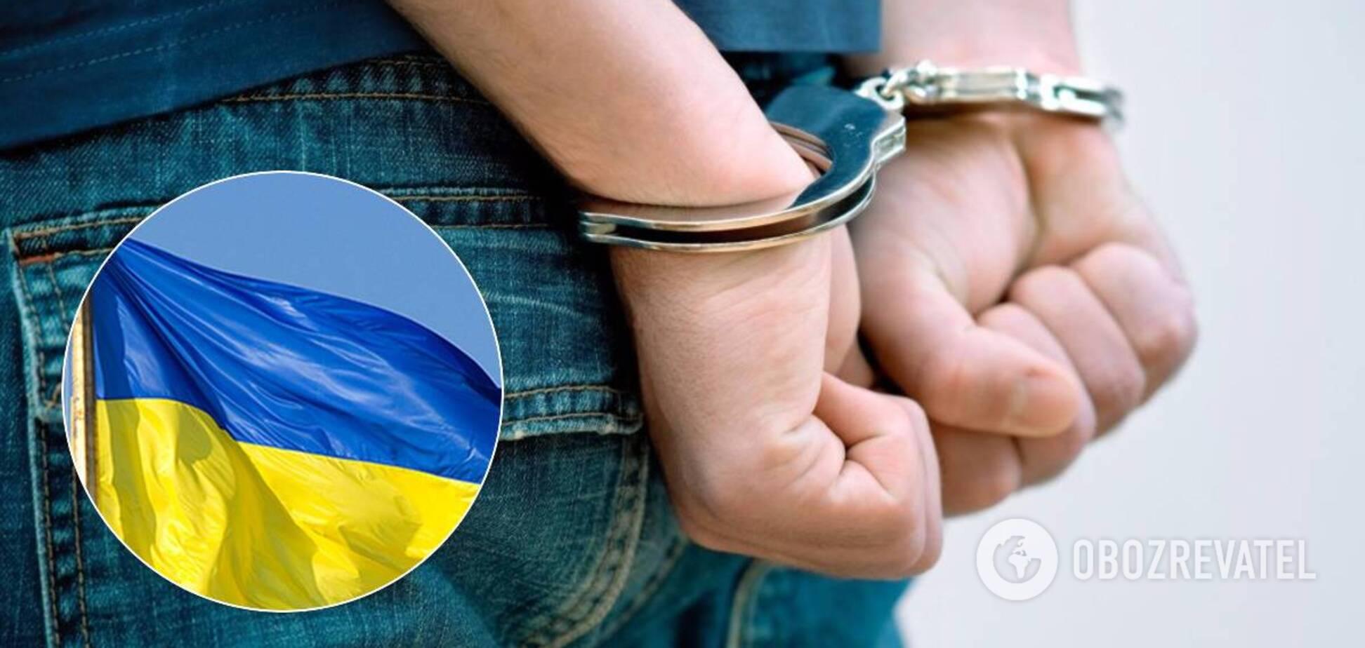 Украина возглавила рейтинг преступности в Европе