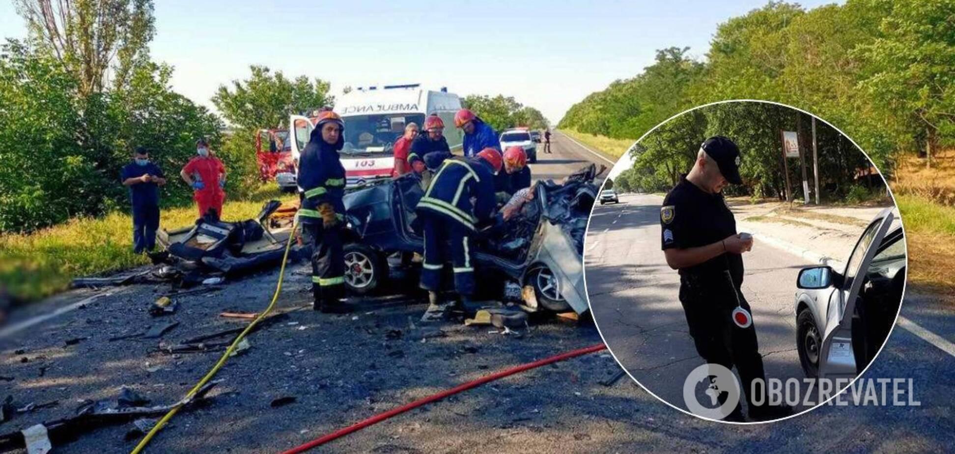 На траси Одеси терміново виведуть наряди поліції через трагічні аварії
