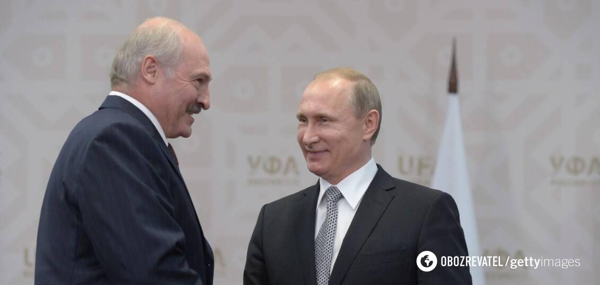 Лукашенко призвал Россию выстраивать равноправный союз