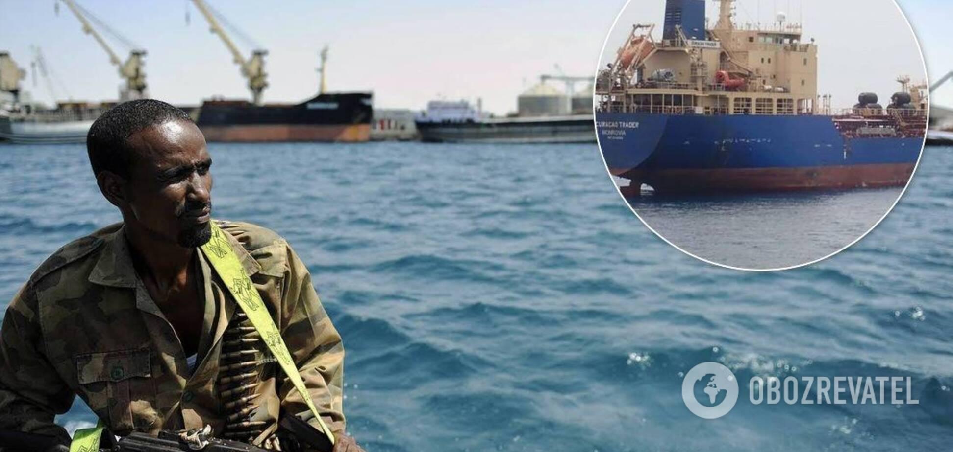 В Гвинейском заливе пираты захватили танкер с украинскими моряками