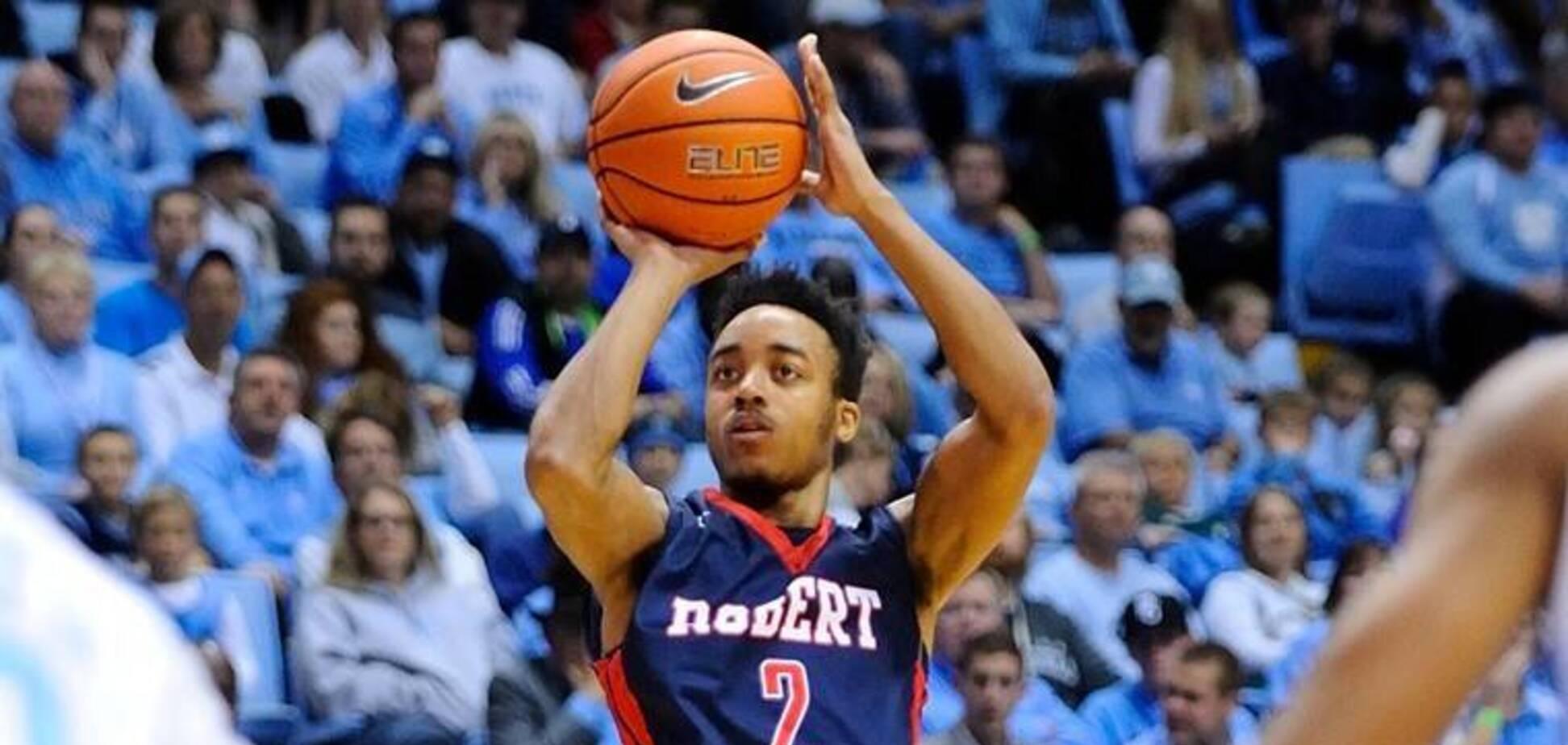 Баскетбольна команда 'Прометей' поповнилася гравцем з Америки