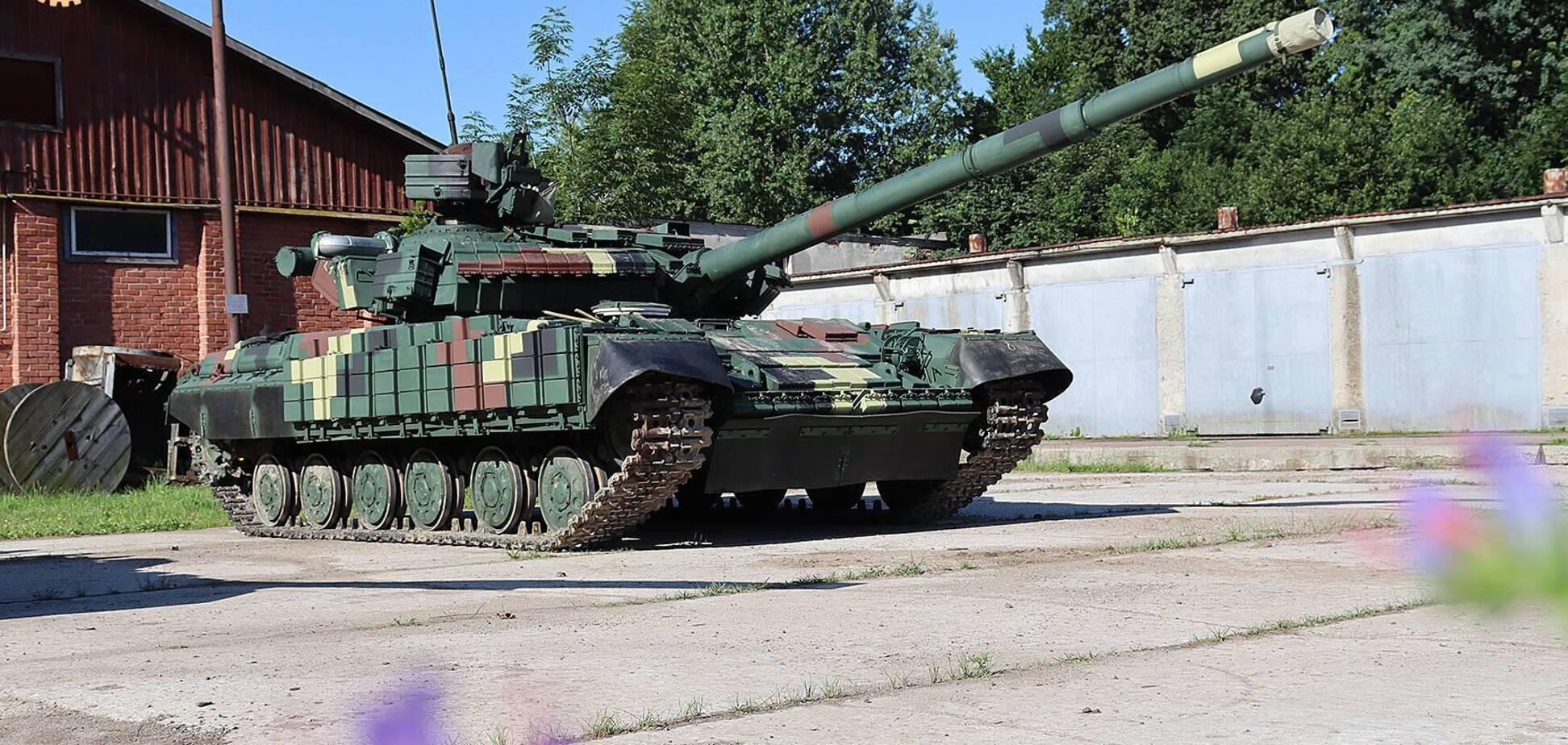 Львівський бронетанковий завод передав Міноборони партію танків Т-64