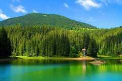 7 чудес України: їдемо на Синевир
