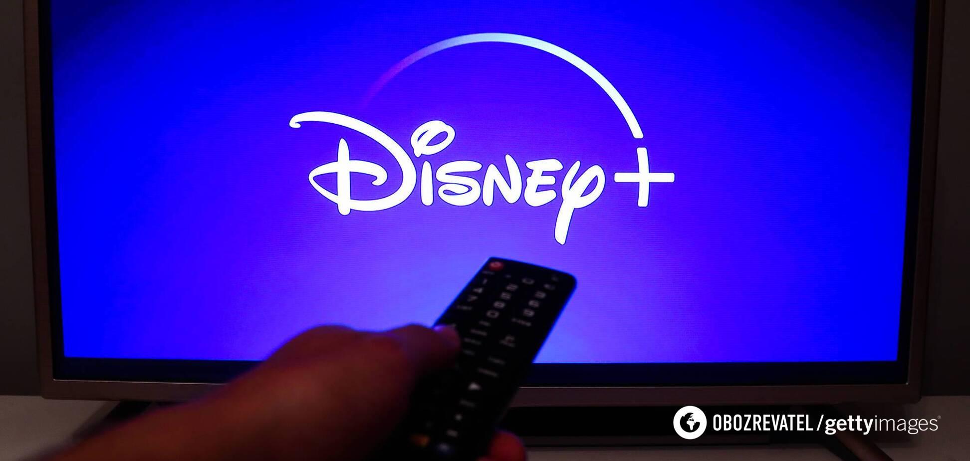 Повністю припинена рекламна кампанія Disney+