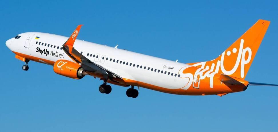 SkyUp отменила возобновление полетов в девять стран. Список