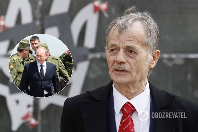 Мустафа Джемилев обвинил Владимира Путина в пытках заключенных в Крыму