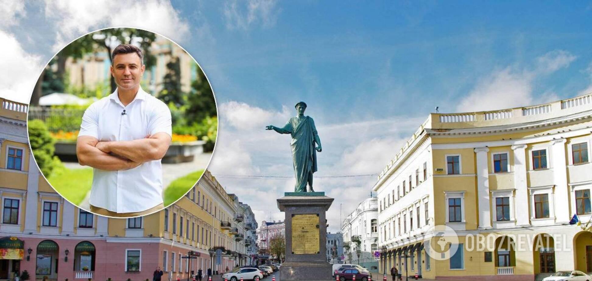 Николай Тищенко не отрицает, что будет баллотироваться в мэры Одессы