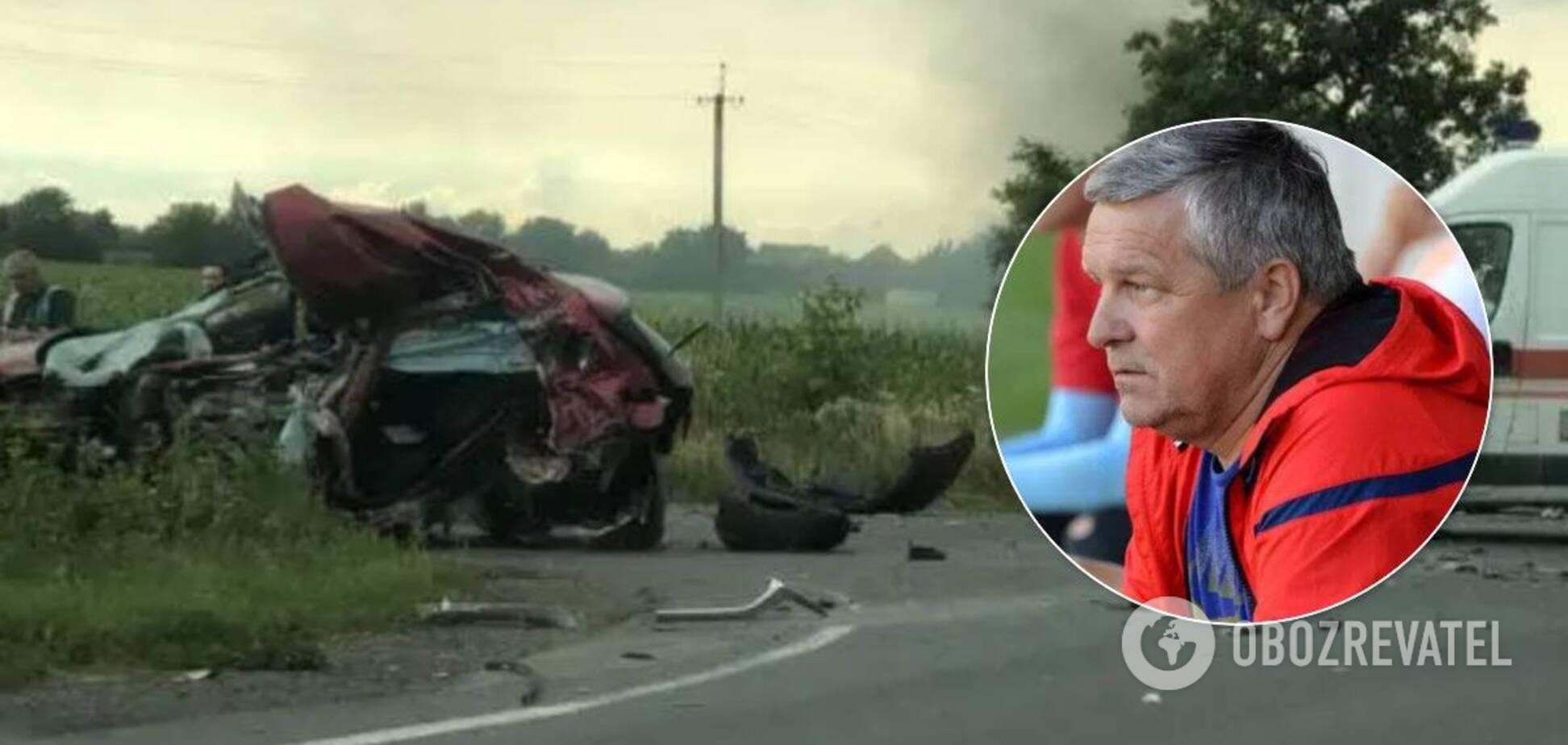 Віктор Ряшко загинув в ДТП