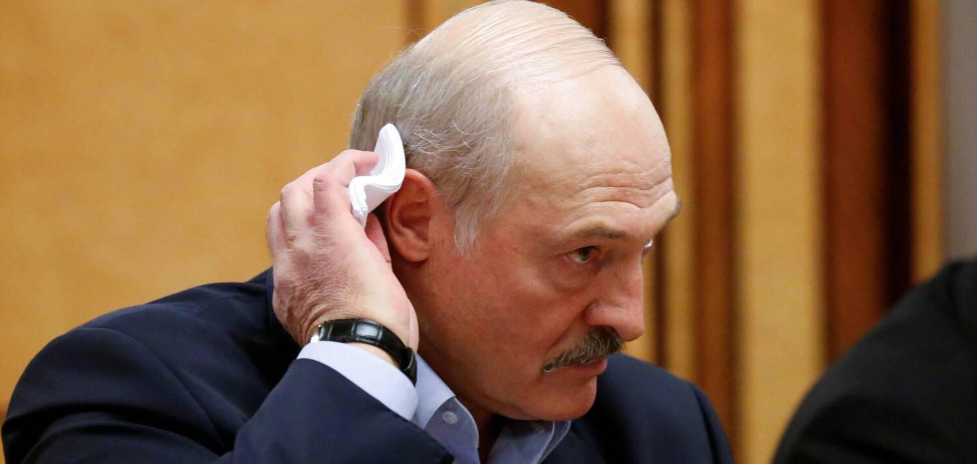У Лукашенко якобы случился гипертонический криз