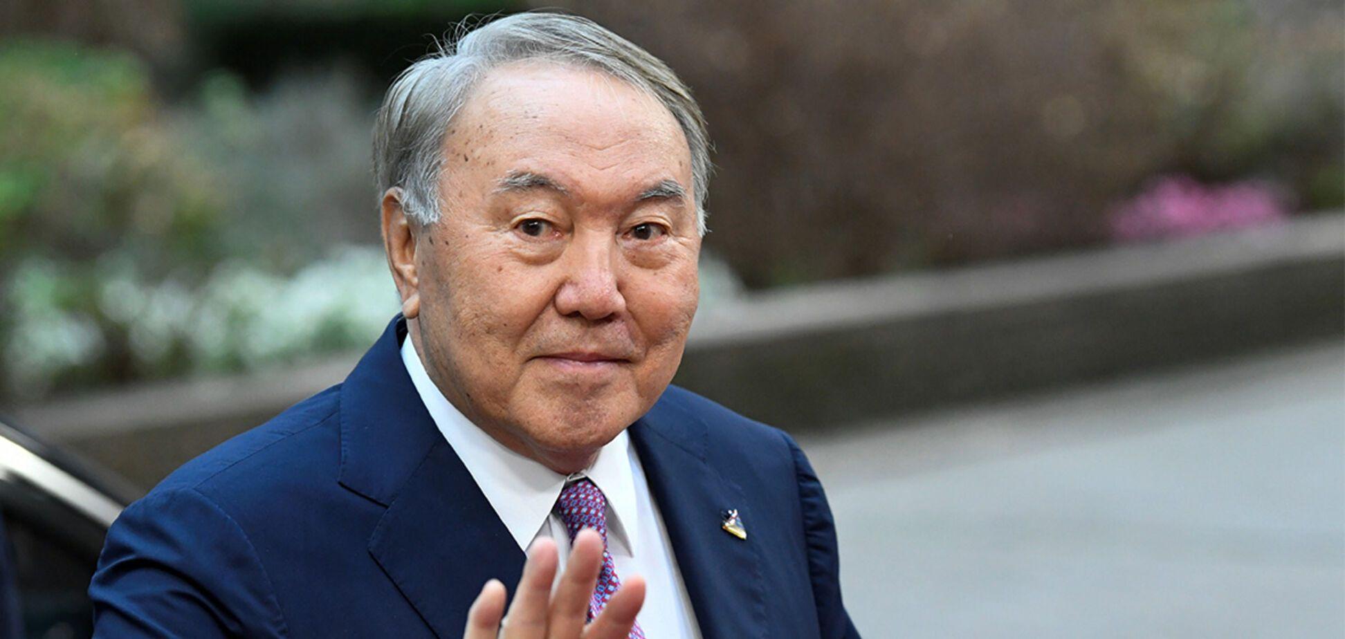 Назарбаев вылечился от коронавируса. Фото