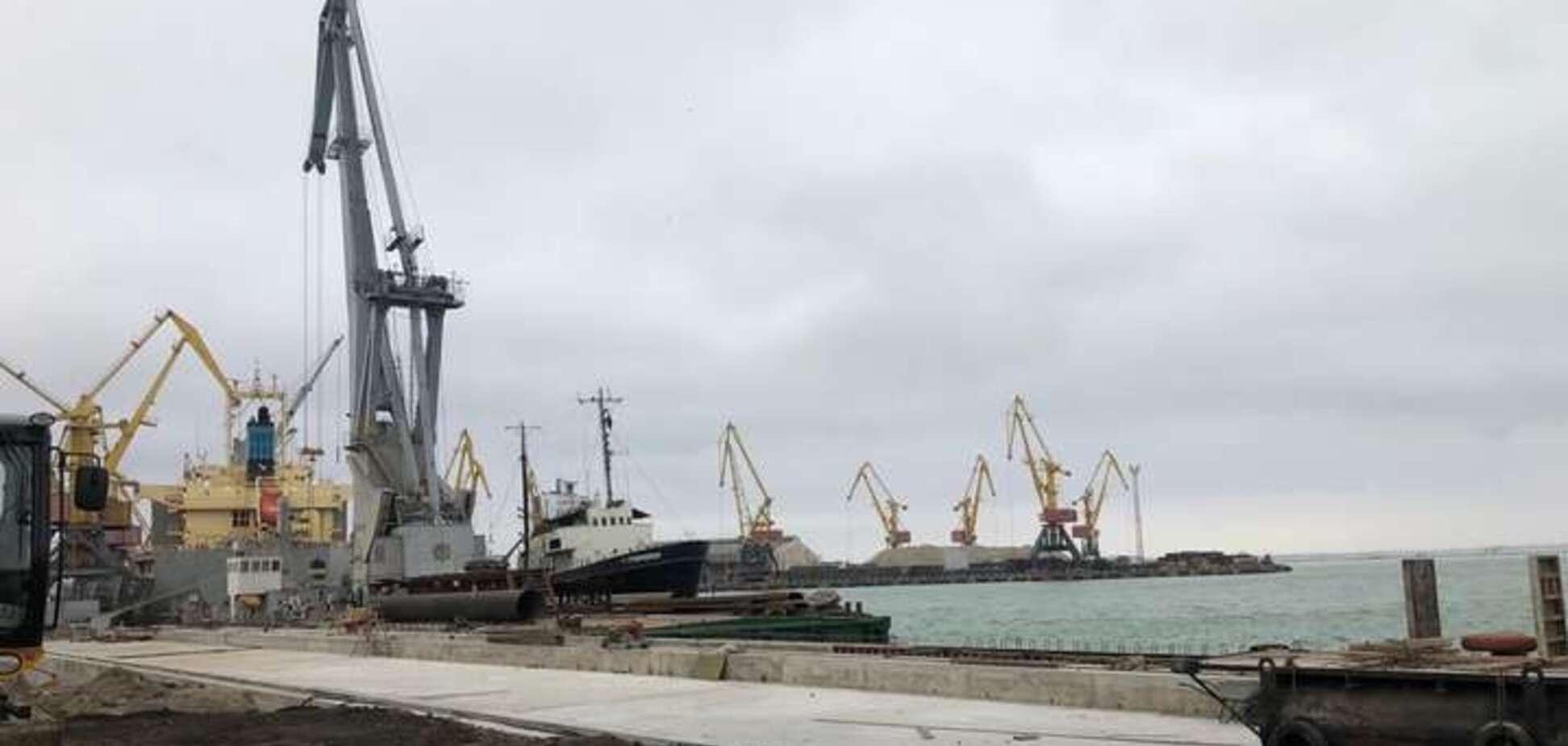Оптимизация портовых сборов повысила грузопоток на 20% в год
