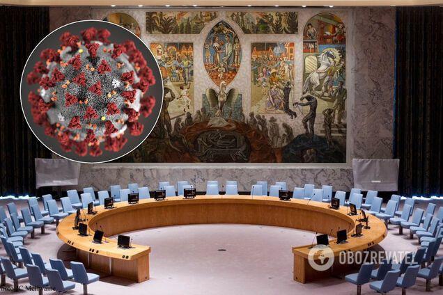 Совбез ООН из-за пандемии принял резолюцию по прекращению огня: Россия должна сложить оружие