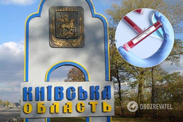 На Киевщине коронавирус показал положительную динамику. Иллюстрация