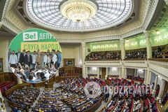 'Слугу народу' готові підтримати майже 30% українців