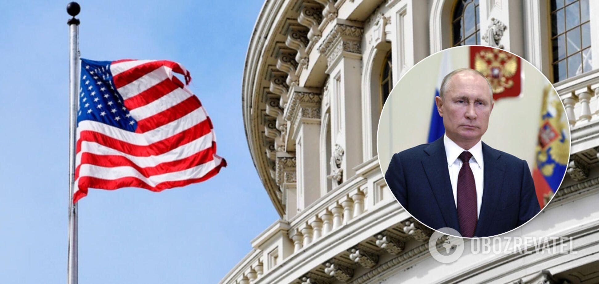 Конгресс США атакует Путина