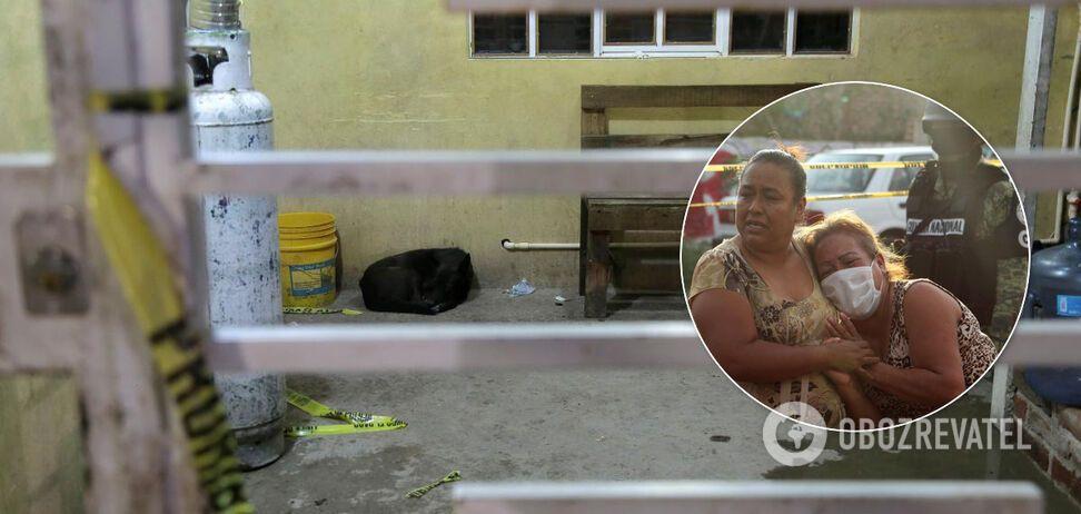 У Мексиці бойовики напали на реабілітаційний центр