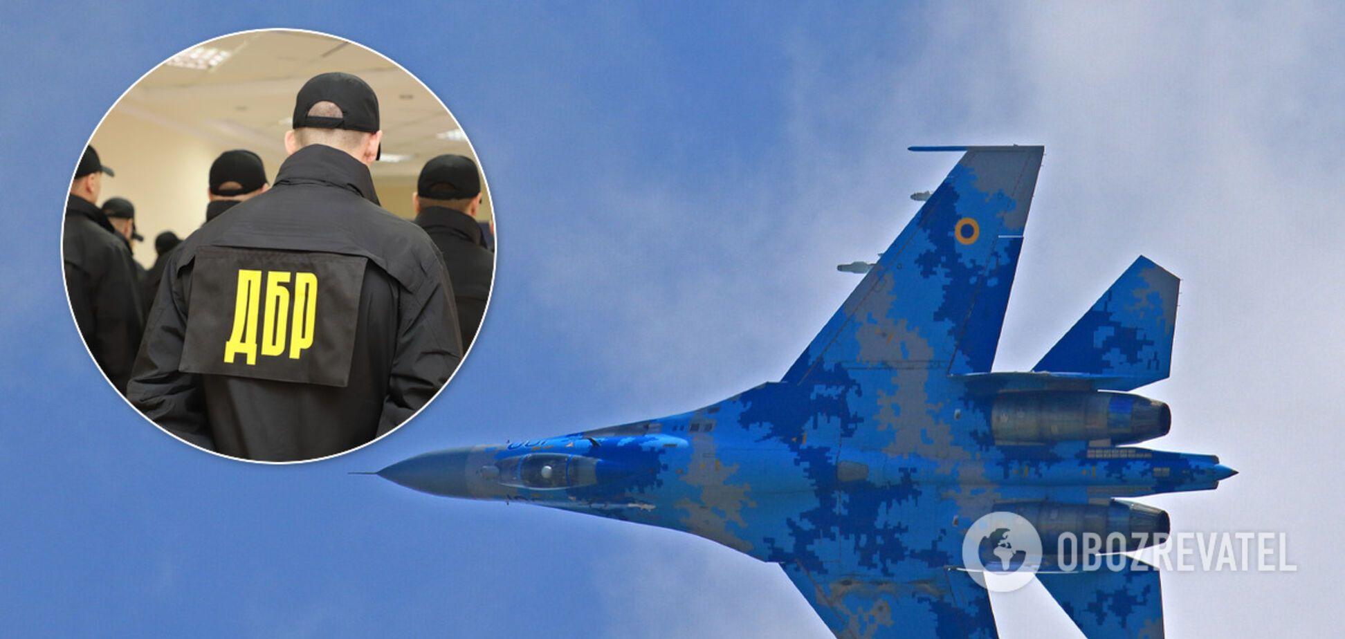 ДБР вилучило обладнання Повітряних сил: командування заявило про підрив оборони України