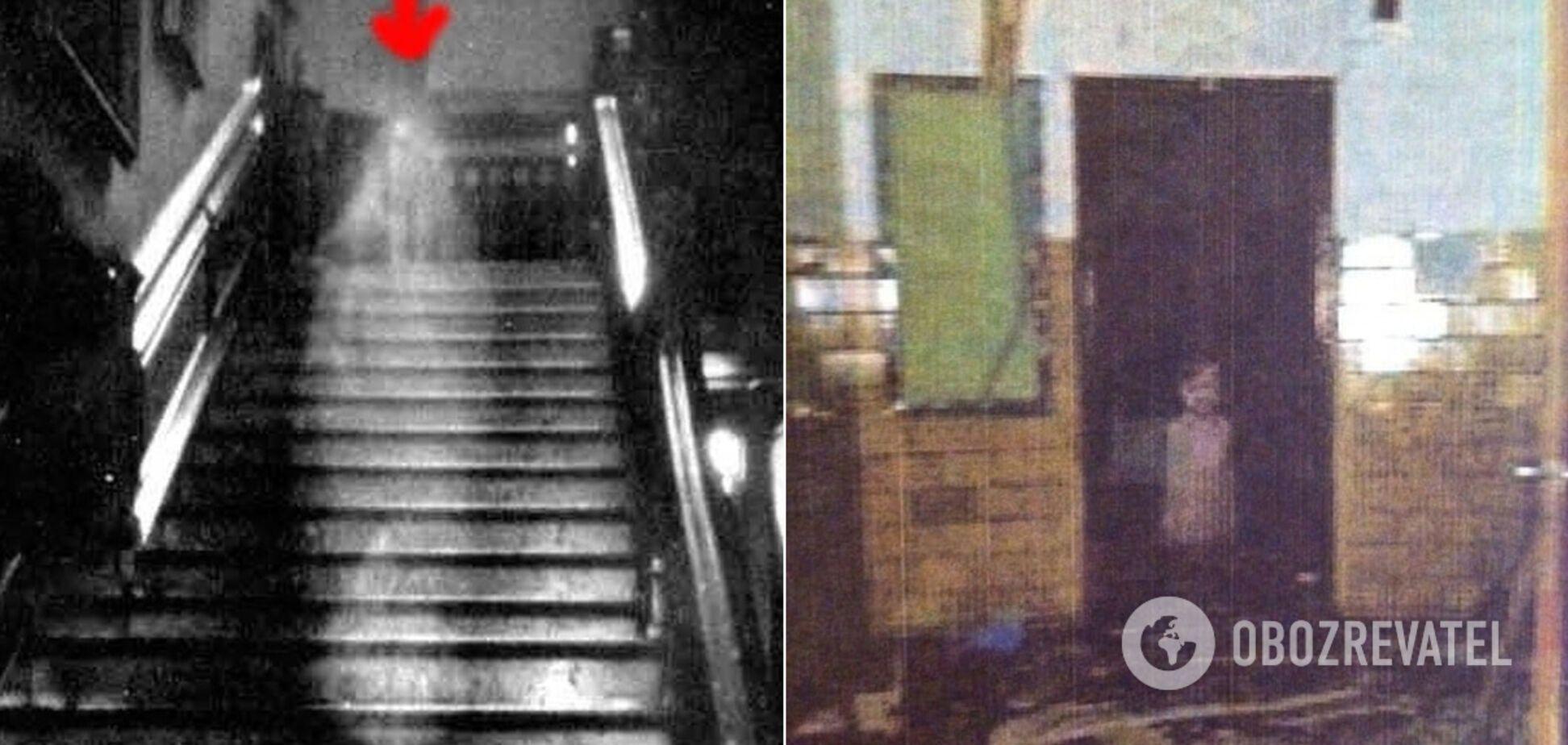 На многих фото 'призраки' обнаруживаются после проявления