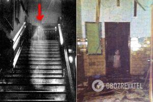 На багатьох фото 'привиди' виявляються після прояву