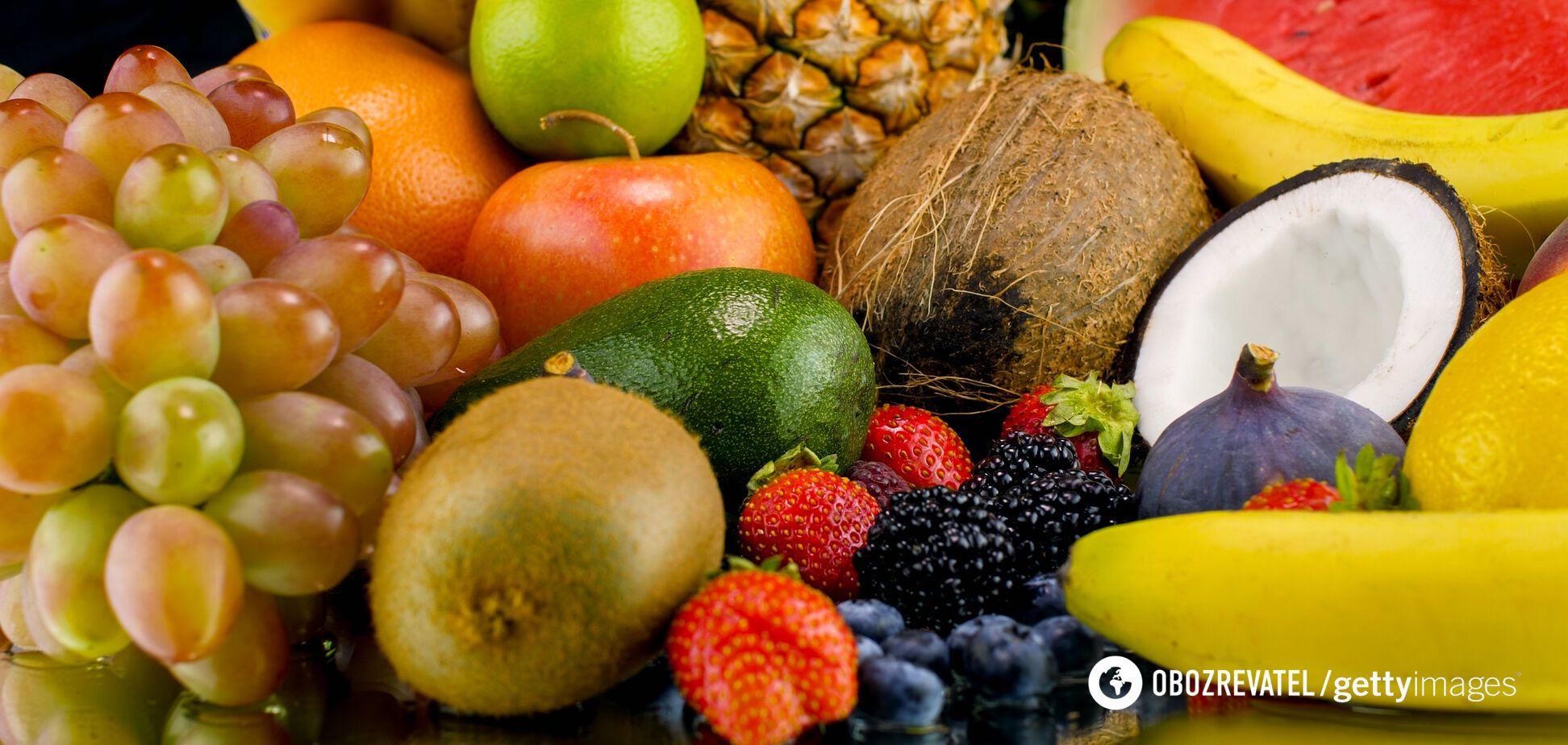 Фрукты могут способствовать увеличению веса, так как содержат жиры и фруктозу