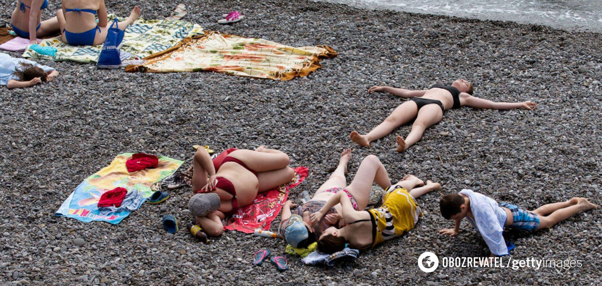 Українцям рекомендували не відпочивати на пляжах Одеси: у чому причина