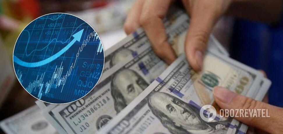 Украинцев ждет новый курс доллара
