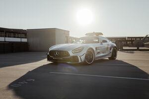 Формула 1 2020: Mercedes-AMG презентував офіційні автомобілі сезону