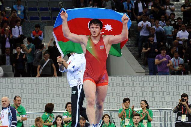 Нурмагомедов Гаджієв в збірній Азербайджану
