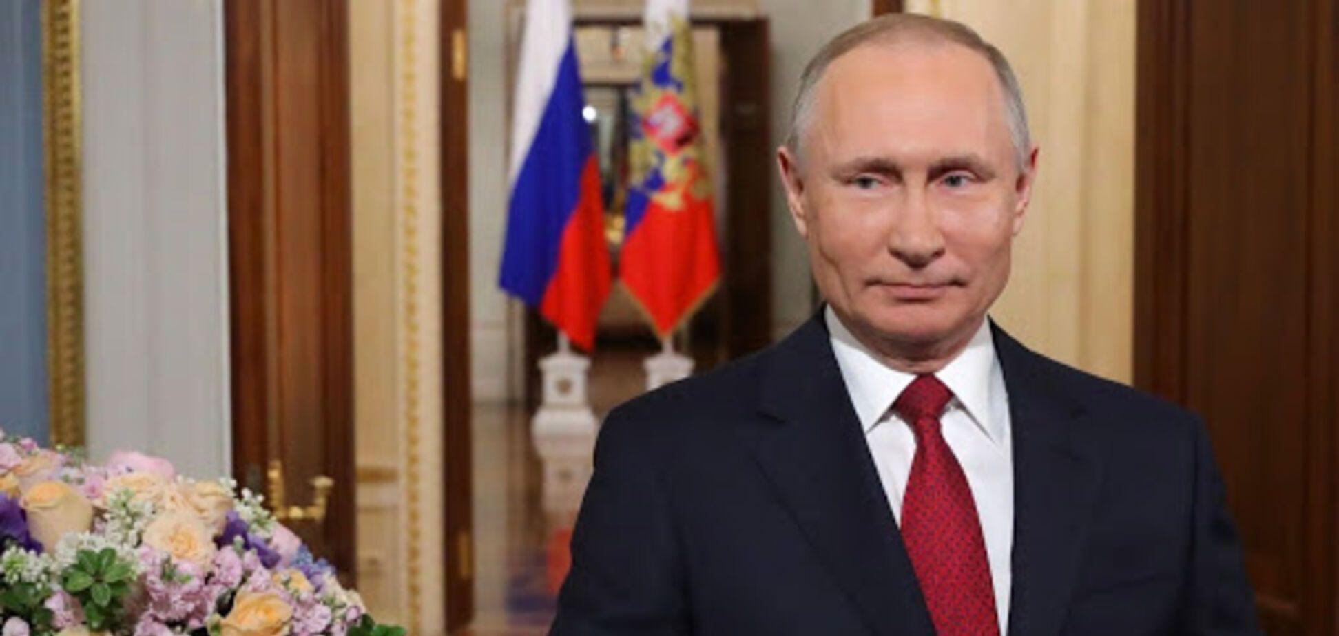 Лидеры стран поздравили Путина с 'обнулением'