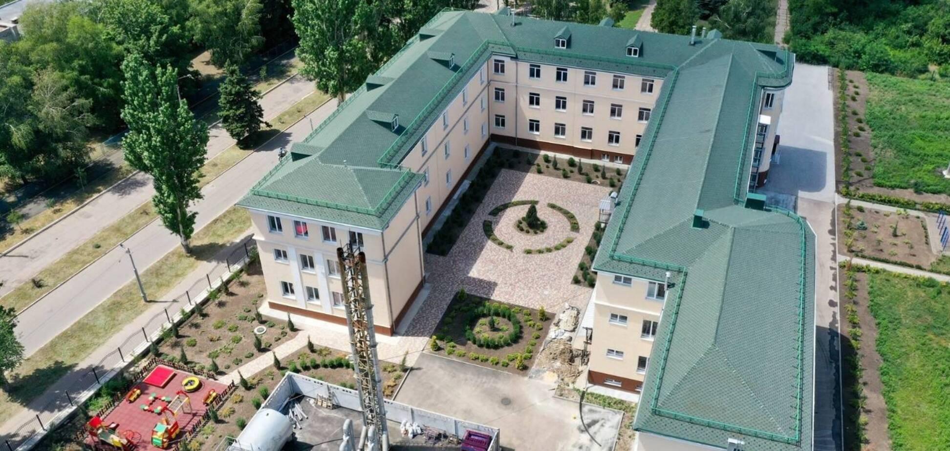 Як 'Велике будівництво' змінює обличчя Донецької області. Фото, відео