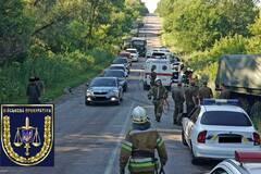В ДТП с участием грузовика Нацгвардии погибли два человека