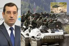 Росія стягне до кордонів України тисячі військових і техніку