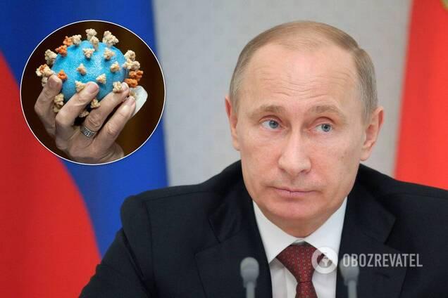 У Путина ответили на сообщения об использовании вакцины до испытаний