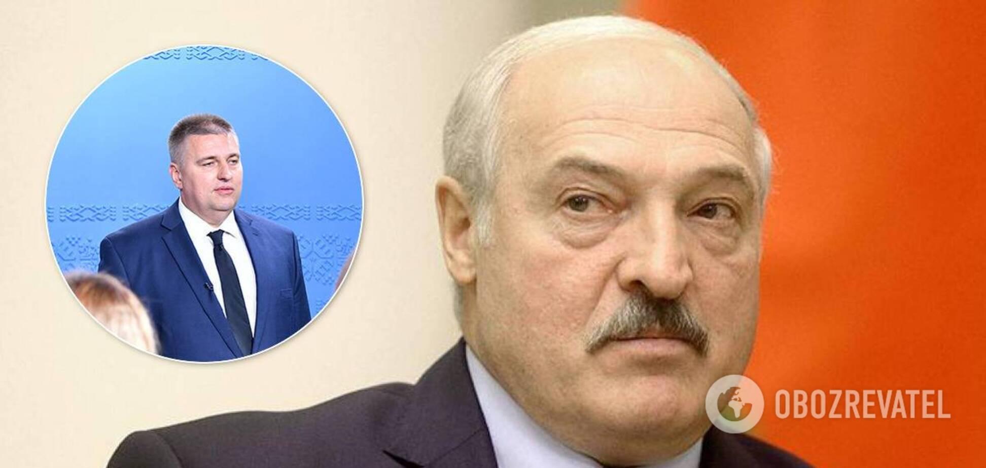 Олександр Лукашенко призначив послом у США Олега Кравченка