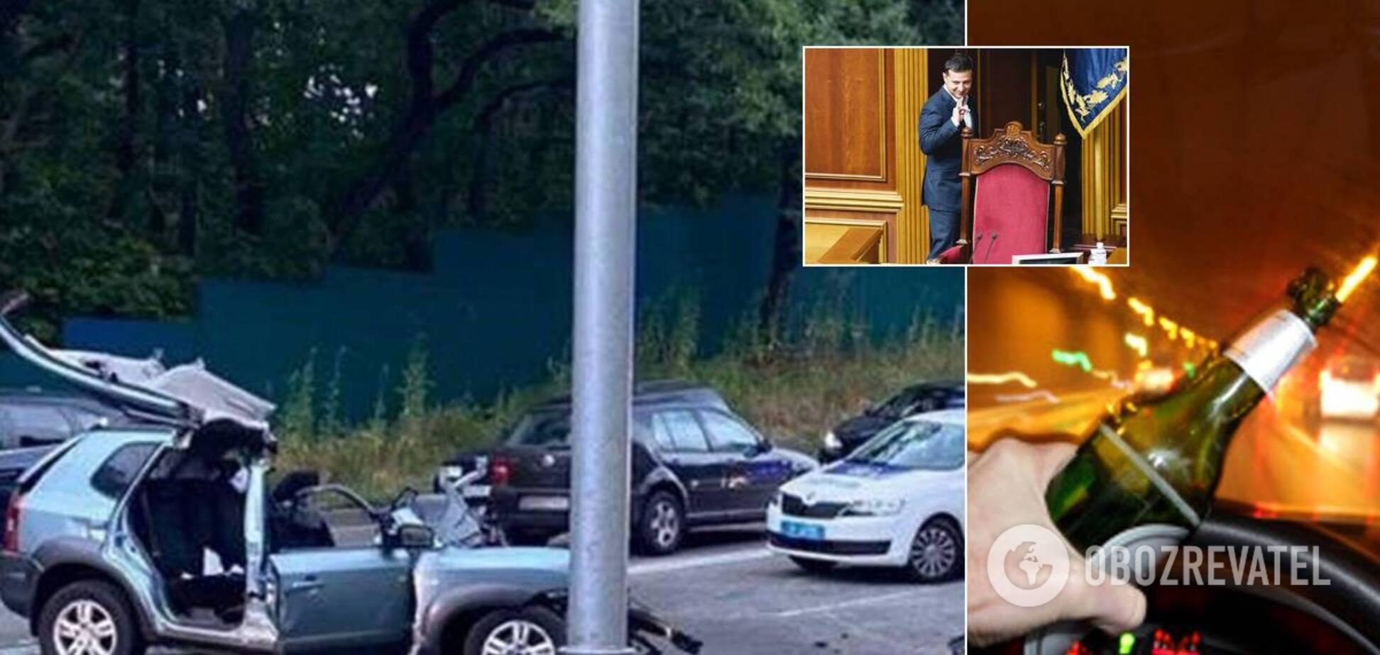 Пьяных водителей в Украине с осени должны сажать в тюрьму: как власть 'играет' с жизнями и почему боится ответственности