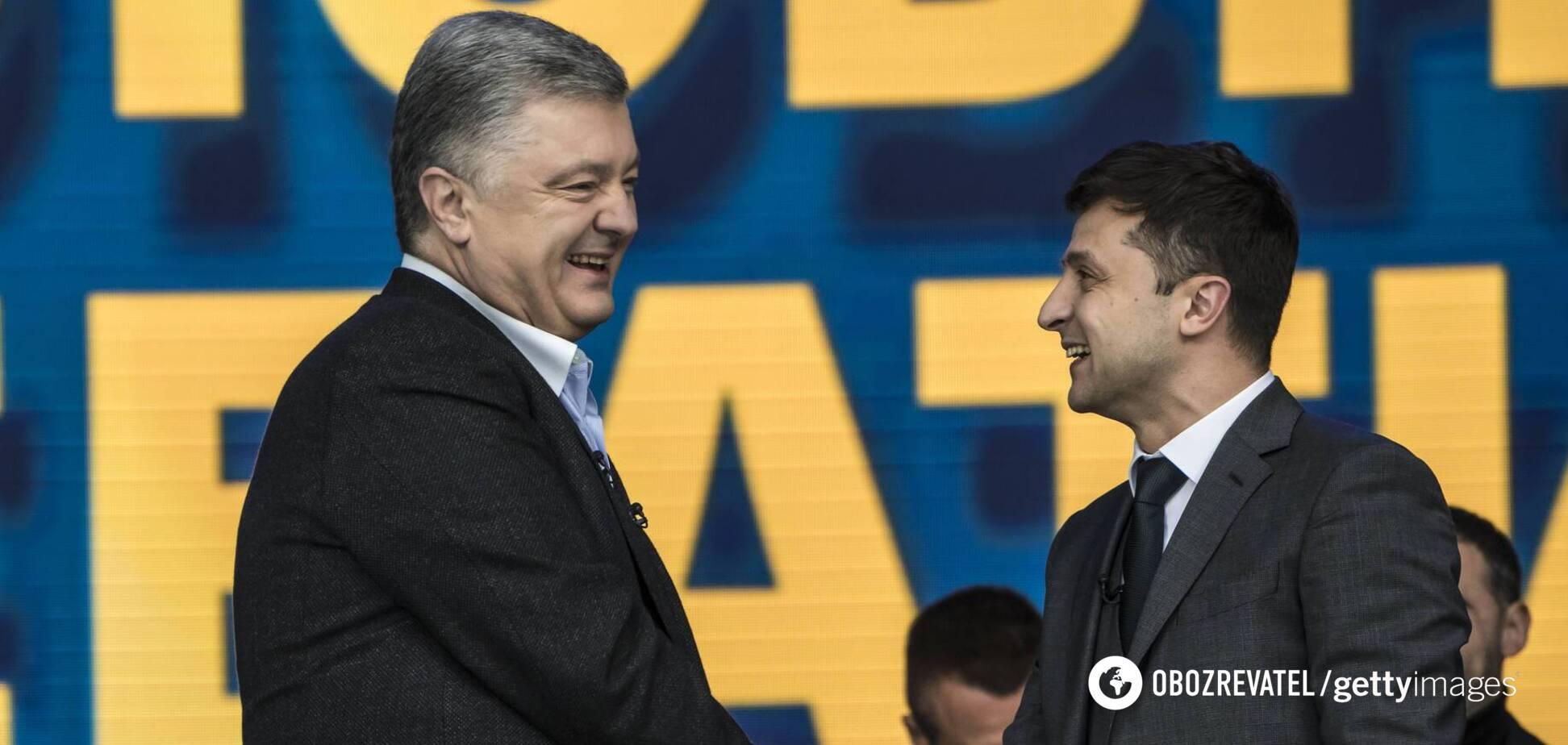 НАЗК узялось за декларації 13 топчиновників: у списку Зеленський і Порошенко