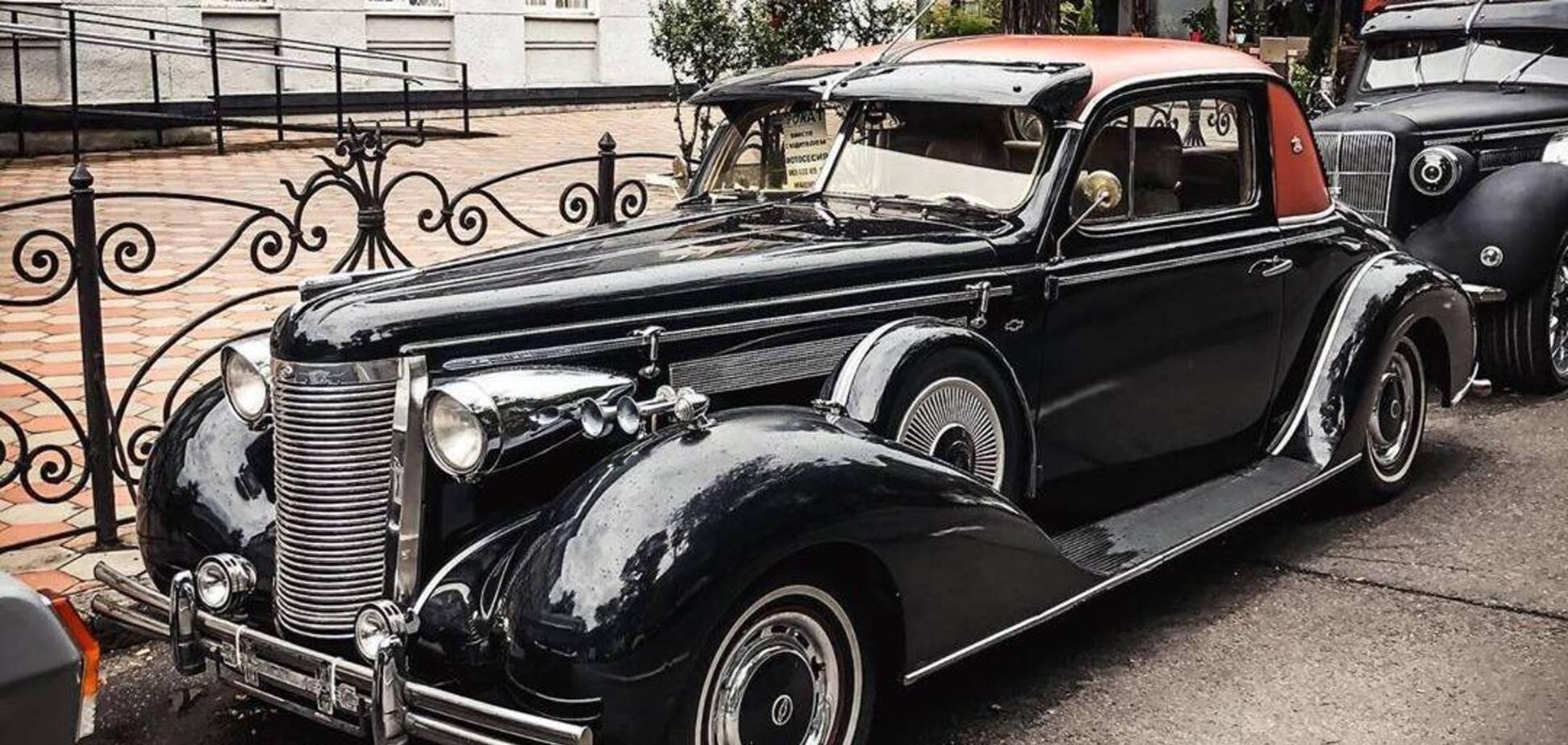 Унікальний Chevrolet 1938 року побачили в Україні. Фото: instagram.com/topcars_u.a