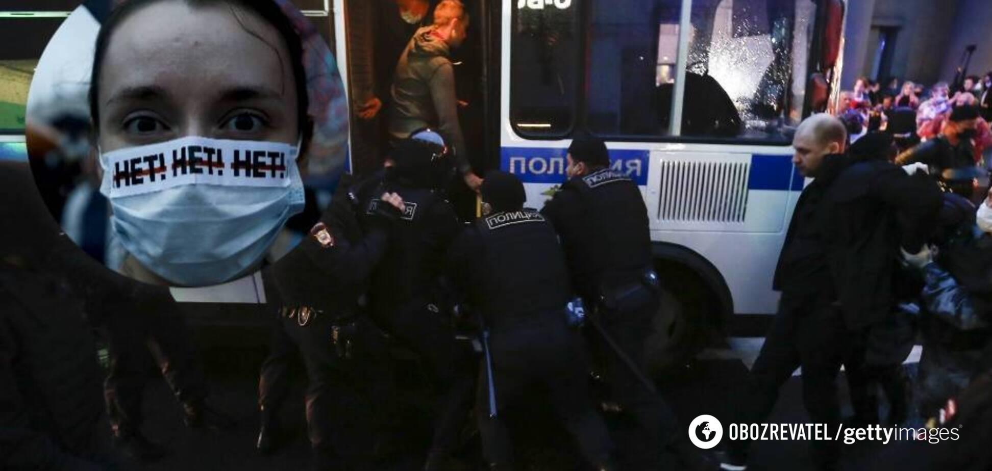 Росію охопили протести через обнулення Путіна: чи буде бунт і чим він загрожує Кремлю