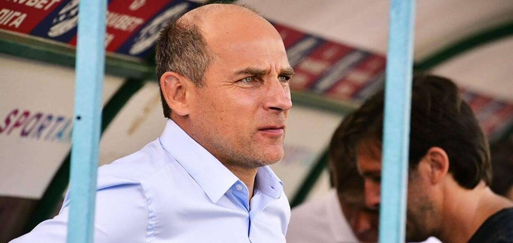 Тренер 'Зорі' пояснив, чому команда не намагалася забити 'Десні' і обігнати 'Динамо'