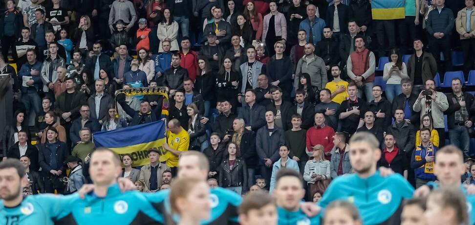 Збірна України з гандболу