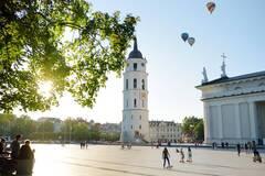 Литва исключила Украину из списка стран риска