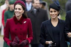 Кейт Миддлтон и Меган Маркл пропустили свадьбы принцессы Беатрис