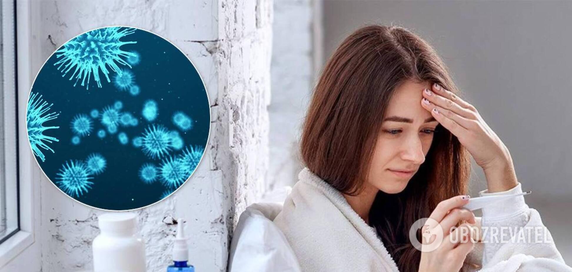 Названы похожие наCOVID-19 заболевания: как отличить