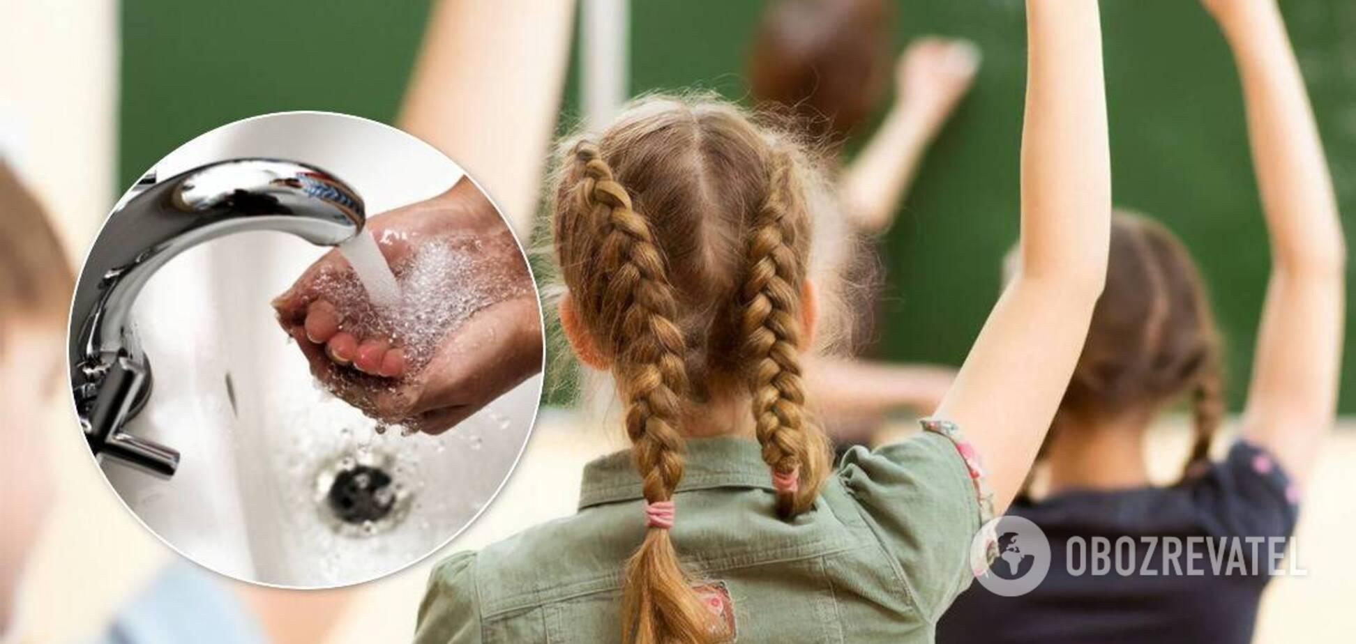 Чим дихають українські діти в навчальних закладах?
