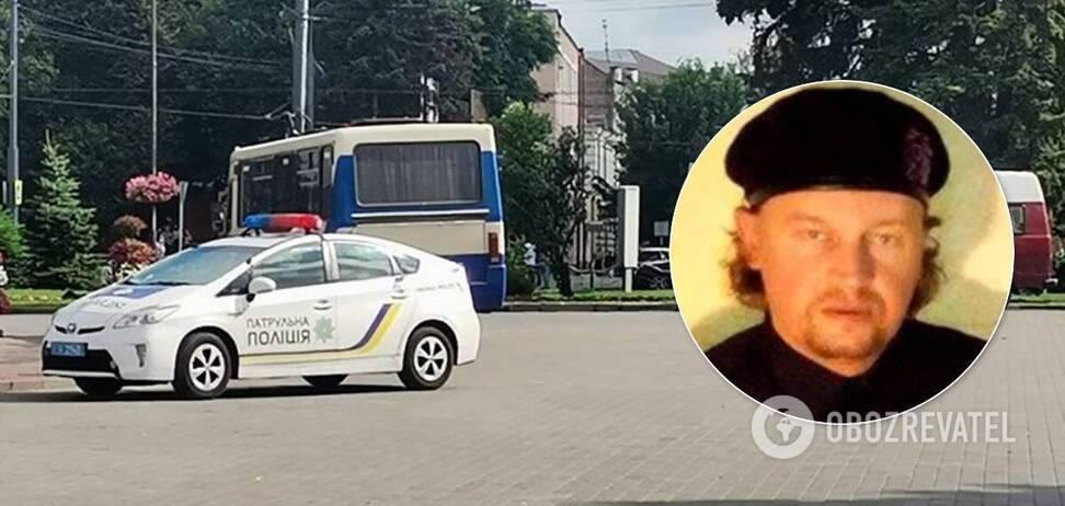 Психолог о действиях террориста в Луцке: он может сдаться, но люди в опасности