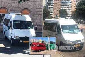 Старые автобусы и без страховки: нелегальные перевозки в Днепре опасны для пассажиров