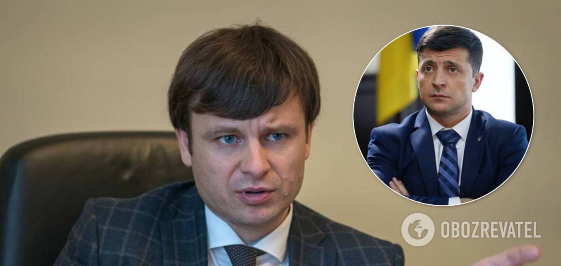 Конфликт Зеленского и НБУ: Марченко прояснил, правдива ли информация СМИ