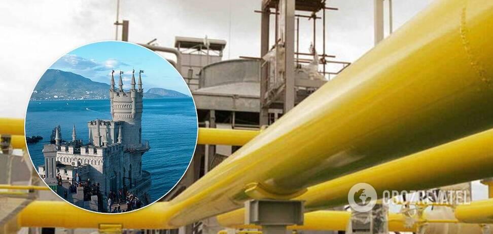 Росія продала український газ, який був у Криму, – ЗМІ